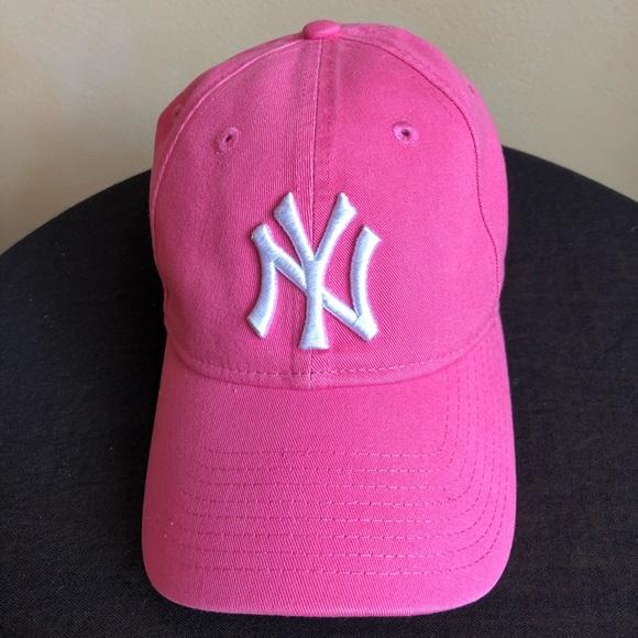 34fa0a76 New Era Accessories | New York Yankees Ladies Baseball Cap Nwot ...